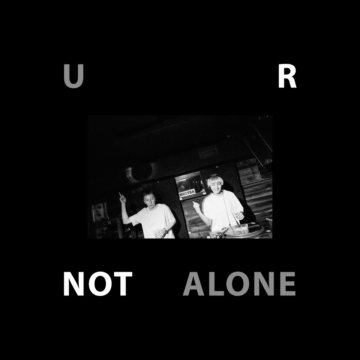 U R NOT ALONE Vol. 12 by Quadrakey