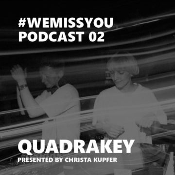 Christa Kupfer Podcast: Quadrakey