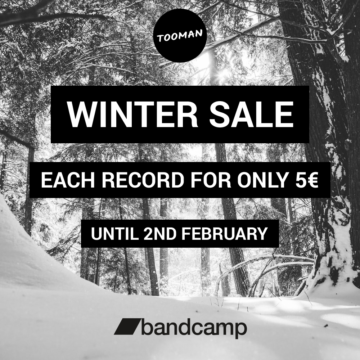 Winter Sale on our Bandcamp!
